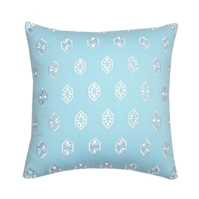 Summerville 100% Cotton Throw Pillow