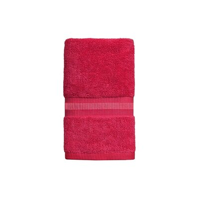 Skipjack Hand Towel Color: Grenadine
