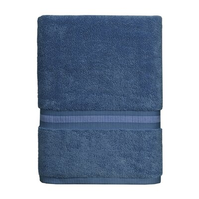 Skipjack Bath Towel Color: Nautical Blue