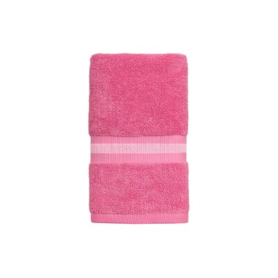 Skipjack Hand Towel Color: Sunset Pink