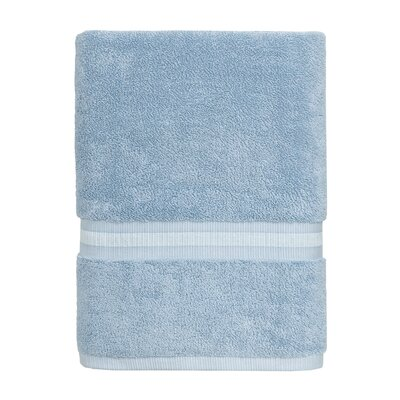 Skipjack Bath Towel Color: Ocean Sky