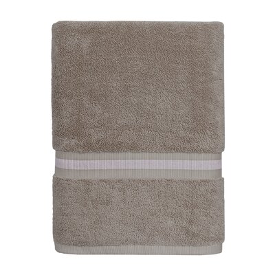 Skipjack Bath Towel Color: Khaki