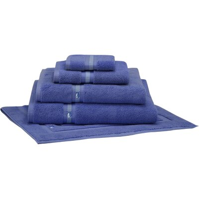 Ultimate Terry Bath Mat Color: Palace Blue