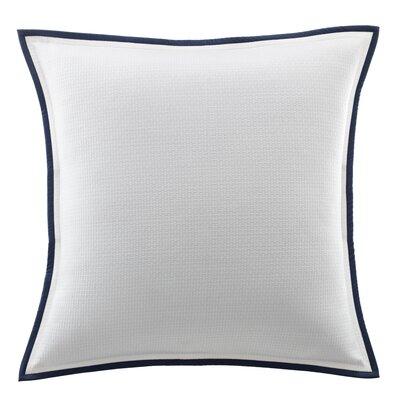 Matelasse Cotton Sham Size: Standard