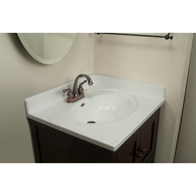 25 Single Bathroom Vanity Top