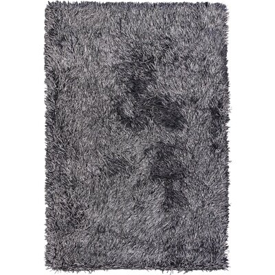 Japan Black Area Rug Rug Size: 5 x 7