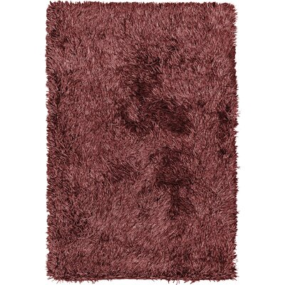Japan Red Area Rug Rug Size: 6 x 9