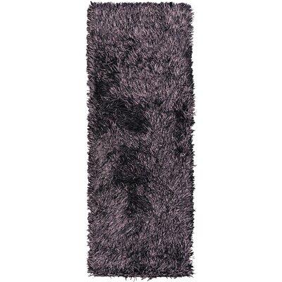 Japan Violet Area Rug Rug Size: Runner 2 x 8