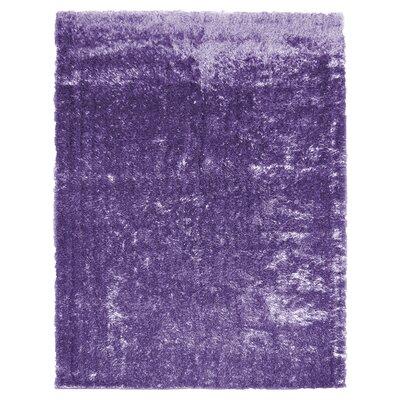 Metro Silk Lilac Area Rug Rug Size: 8 x 10
