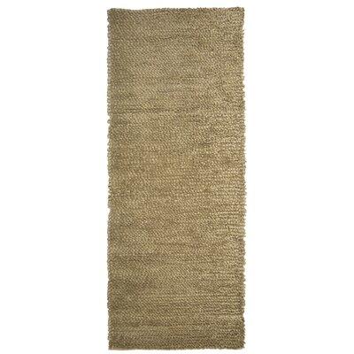 Saturn Wool Beige Area Rug Rug Size: Runner 2 x 8