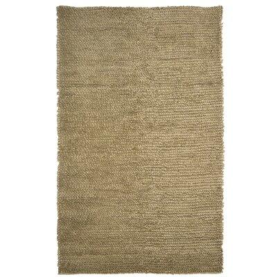 Saturn Wool Handmade Beige Area Rug Rug Size: 9 x 12