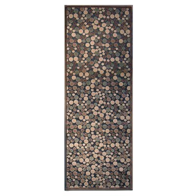 Downton Blue Indoor/Outdoor Area Rug Rug Size: Runner 2 x 8