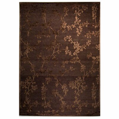 Merengue Brown Area Rug Rug Size: 78 x 10