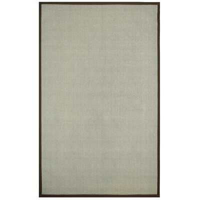 Better Than Sisal Brown Area Rug Rug Size: 6 x 8
