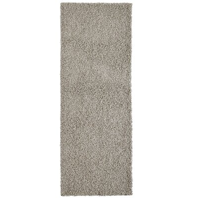 Modern Maple Shag Area Rug Rug Size: Runner 2 x 8