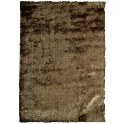 Moonlight Path Brown/Beige Area Rug Rug Size: 6 x 8