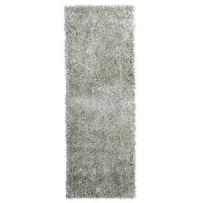 City Shag Silver Area Rug Rug Size: 9 x 12