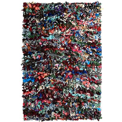 Happy Shag Area Rug Rug Size: 4 x 6