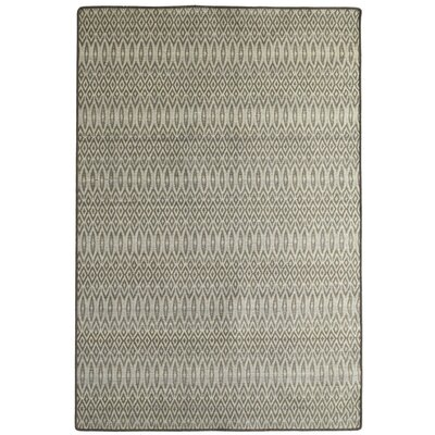 Intuition Geo Taupe Area Rug Rug Size: 8 x 10