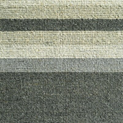 Intuition Stripe Area Rug Rug Size: 5 x 7