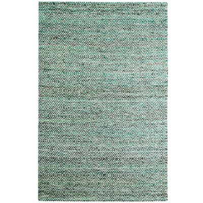 Agrippa Jungle Green Area Rug Rug Size: 4 x 6