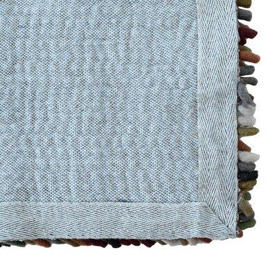 Carida Spice Hand Woven Purple/Green/Beige Area Rug Rug Size: 4 x 6