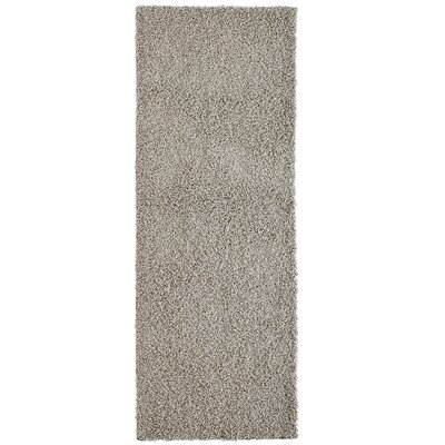 Modern Shag Maple Area Rug Rug Size: Runner 26 x 8