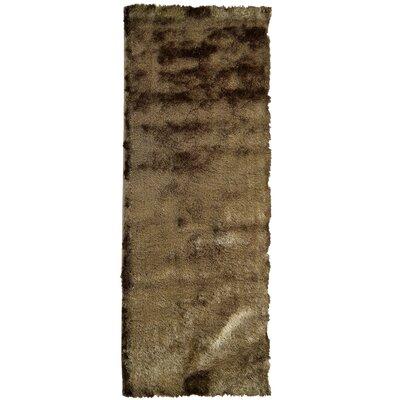 Stardust Meteorite Rug Rug Size: Runner 26 x 8