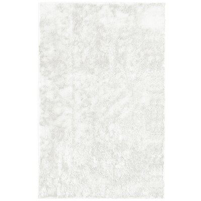 Imagine Rugs Metro Silk White Area Rug