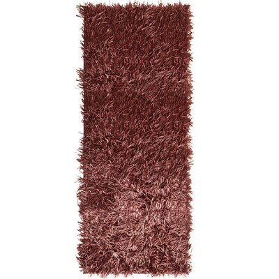 Japan Red Area Rug Rug Size: Runner 2 x 8