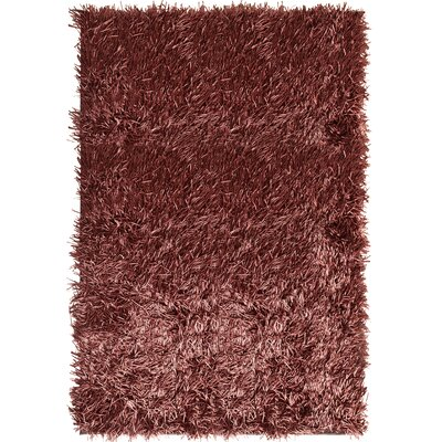 Japan Red Area Rug Rug Size: 8 x 10