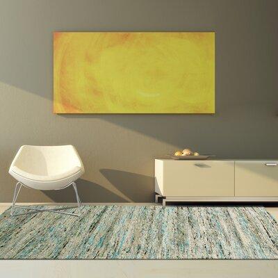 Sari Sand Area Rug Rug Size: 6 x 9