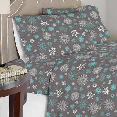190 GSM 100% Cotton Sheet Set Size: Queen