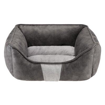 Jackson Rectangular Cuddler Bolster Dog Bed Size: 25 L x 21 W