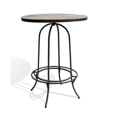 Bahala 3 Piece Adjustable Pub Table Set