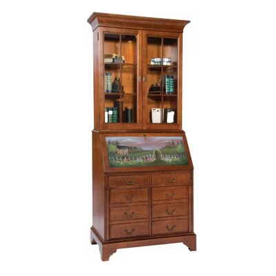Money saving Armoire Desk Hutch Product Photo