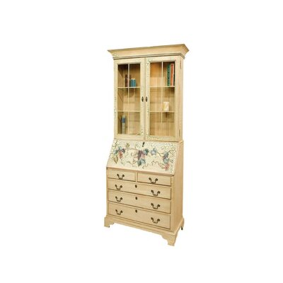 Arlington Drawer Secretary Desk Finish: Platinum Product Image 747