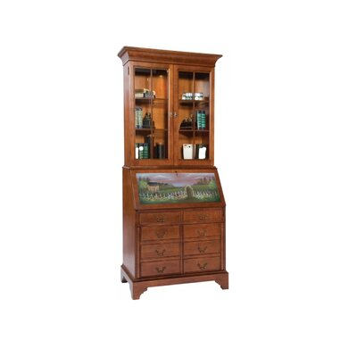 Low Price Jasper Cabinet Arlington Computer Secretary Desk With Hutch