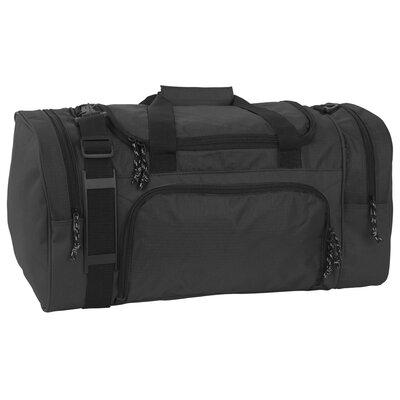 """21.5"""" Sport Locker Carry-on Duffel Color: Black"""