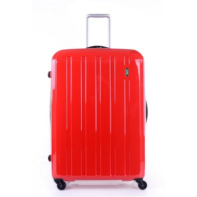 """Lojel Lucid 29"""" Spinner Suitcase - Color: Passion Red at Sears.com"""