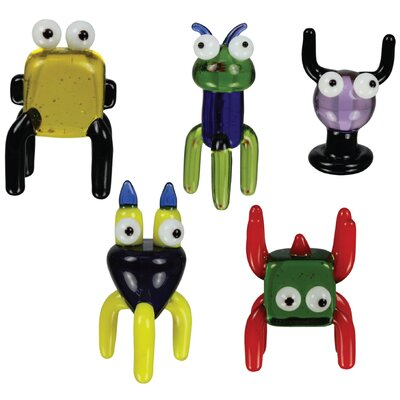 5 Piece TOObz OOmpah, regOOb, shOObie, tOOtah and Wooky Figurine 41006