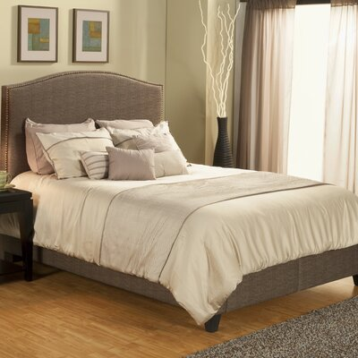 Newport Upholstered Storage Platform Bed Size: Queen, Finish: Charcoal/Brown
