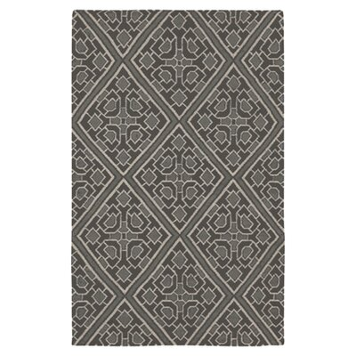 Alameda Pigeon Gray Area Rug Rug Size: Rectangle 33 x 53