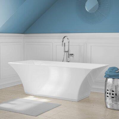 Abzu 67 x 23 Soaking Bathtub Kit