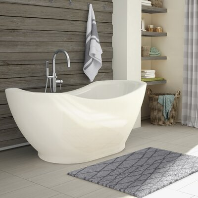 Salacia 67 x 28 Soaking Bathtub Kit
