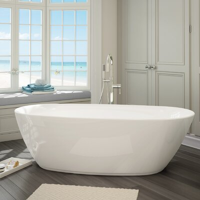 Sequana 71 x 21 Soaking Bathtub Kit