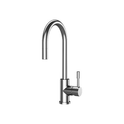 Amsterdam Single Handle Pull Down Kitchen Faucet