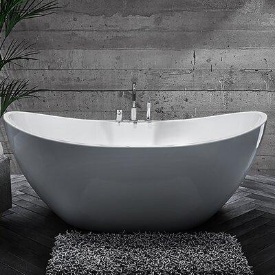Turin 69 x 35.5 Bathtub