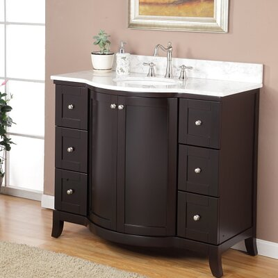 Astoria 42 Single Bathroom Vanity Set