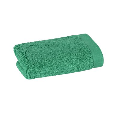 Mr. Fox Solid Washcloth Color: Forest